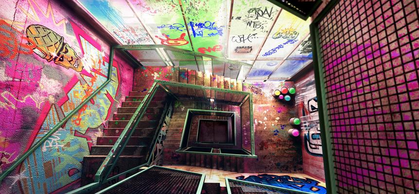 eugeniogarcia - Stairs