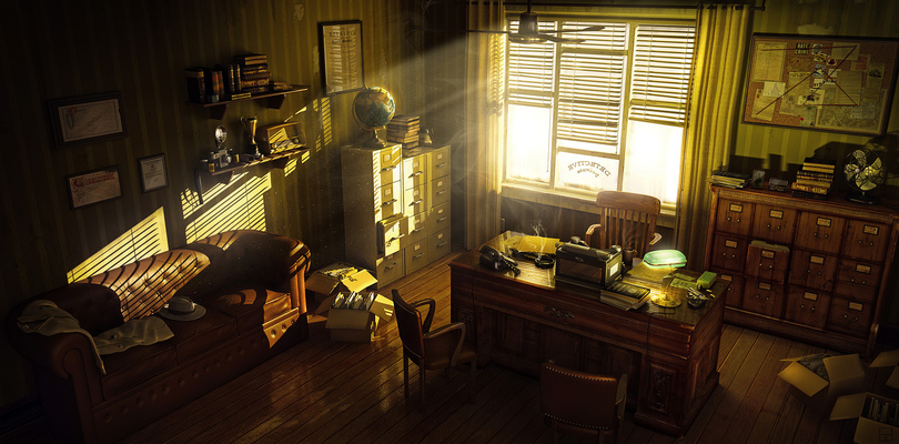 eugeniogarcia - Detective´s Office