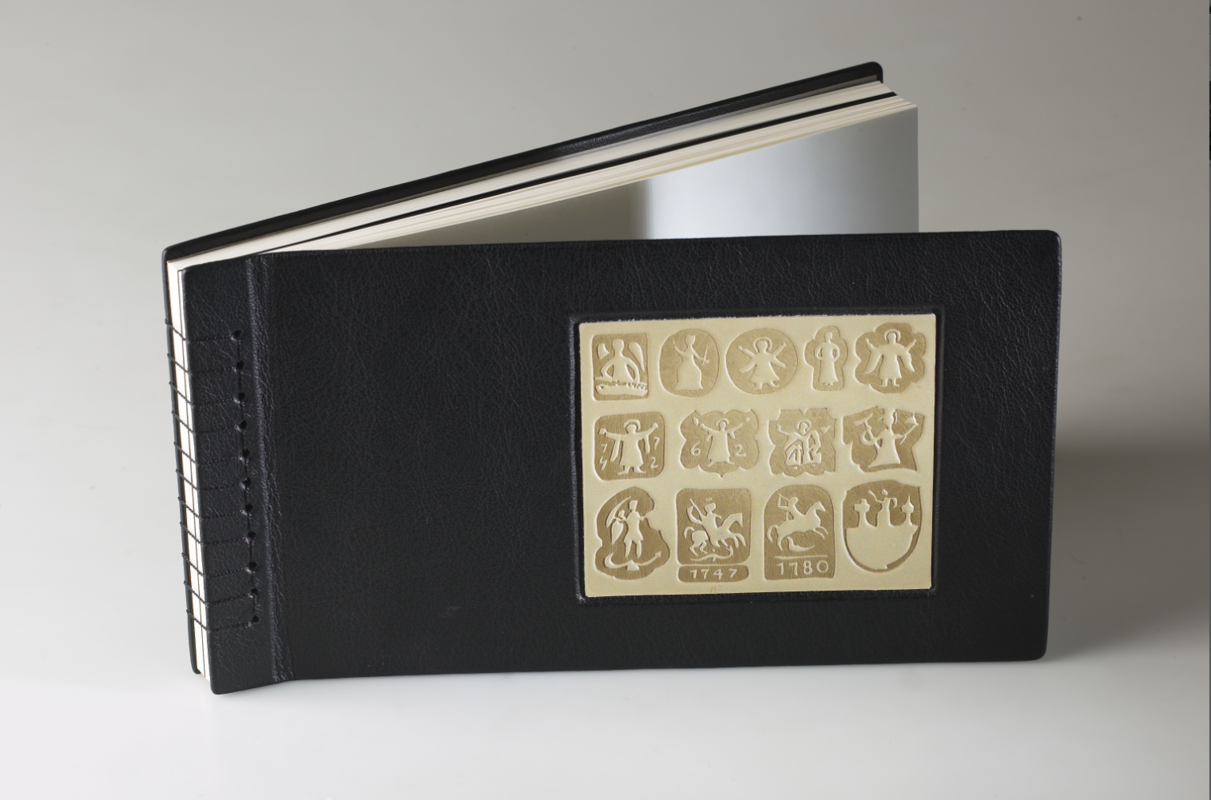 dmsaul - Natural leather bindings: diary, guest books, albums and bibles. 2005-2013.