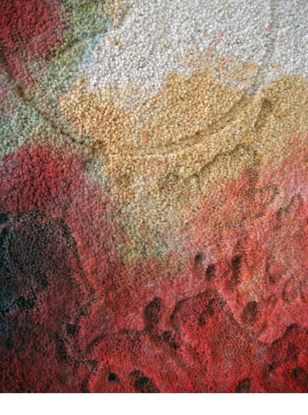 Matias Cuevas - Almost There #2 Detail ©Matias Cuevas