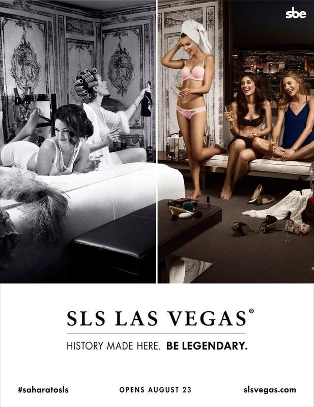 Nicholas Faiella - Anna Wolf - SLS Las Vegas/SBE