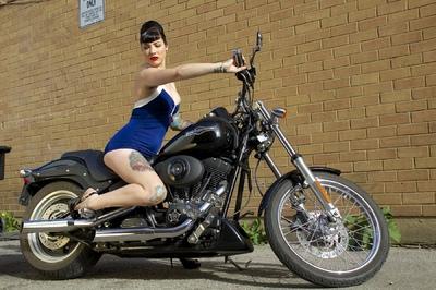 Lila Alex Inglis Photography - The Aspiring Tattoo Models of Toronto