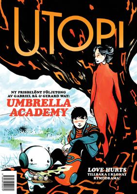 David Olgarsson | Portfolio - Utopi magasin. (2012-2014)