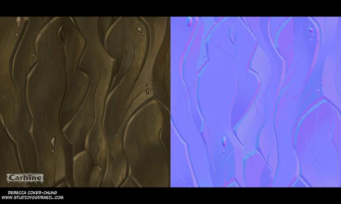 Rebecca Chung Designs - Falkrin wood texture