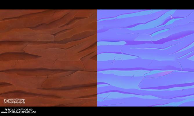Rebecca Chung Designs - Algoroc stone texture