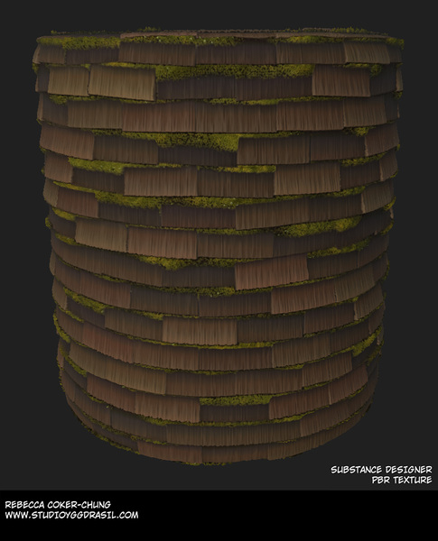 Rebecca Chung Designs - Substance Designer