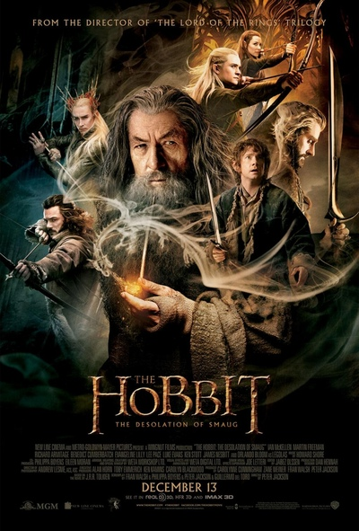 Watch The Hobbit: The Desolation of Smaug Movie Online Free | Megashare | 2013 -