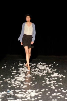 Nisha Parker Portfolio - Solstice Fashion Show for Nicole Bridger