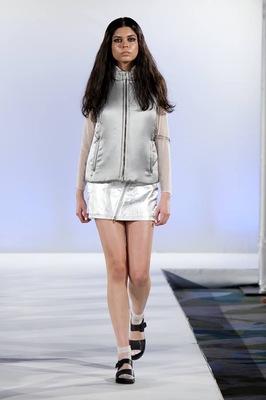 Nisha Parker Portfolio - Eco Fashion Week for Hey Jude
