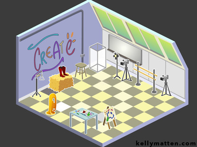Kelly Matten Animator and Designer -