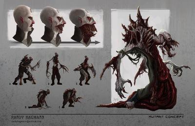 The Art of Randy Hagmann - Creature Design