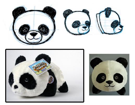 miguelwilson - Harvest Moon Panda