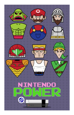 miguelwilson - NINTENDO POWER!