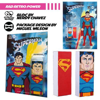 miguelwilson - Superman Mini Bloc