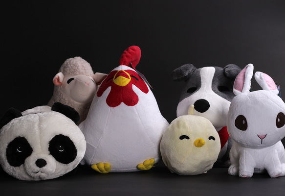 miguelwilson - Harvest Moon Plush Animals