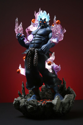 miguelwilson - Ultra Street Fighter IV Oni 1/6 scale statue