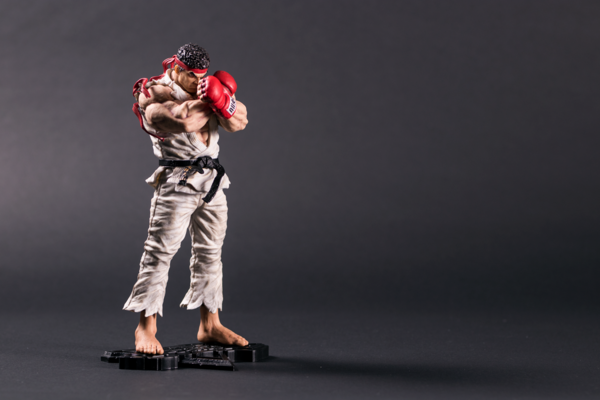 miguelwilson - Street Fighter V Collectors Edition Ryu Statue