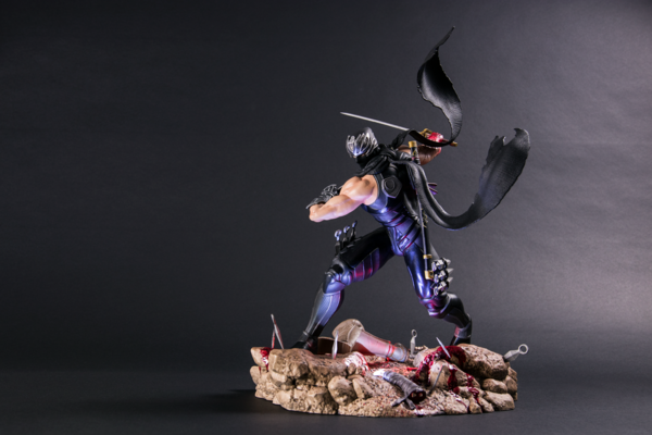 miguelwilson - Ninja Gaiden Ryu Hayabusa 1/6 scale statue