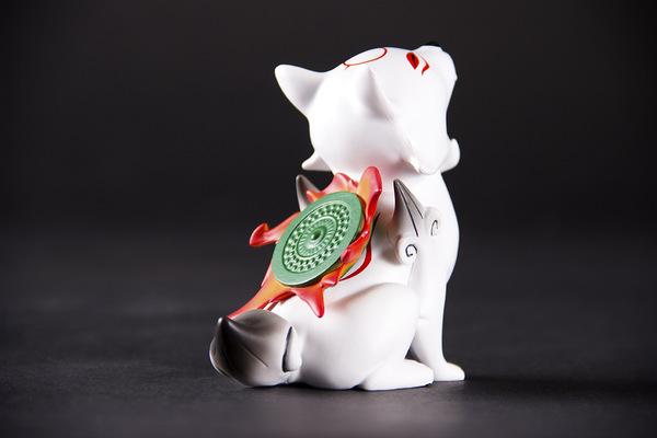 miguelwilson - Okamiden Chibiterasu Figure