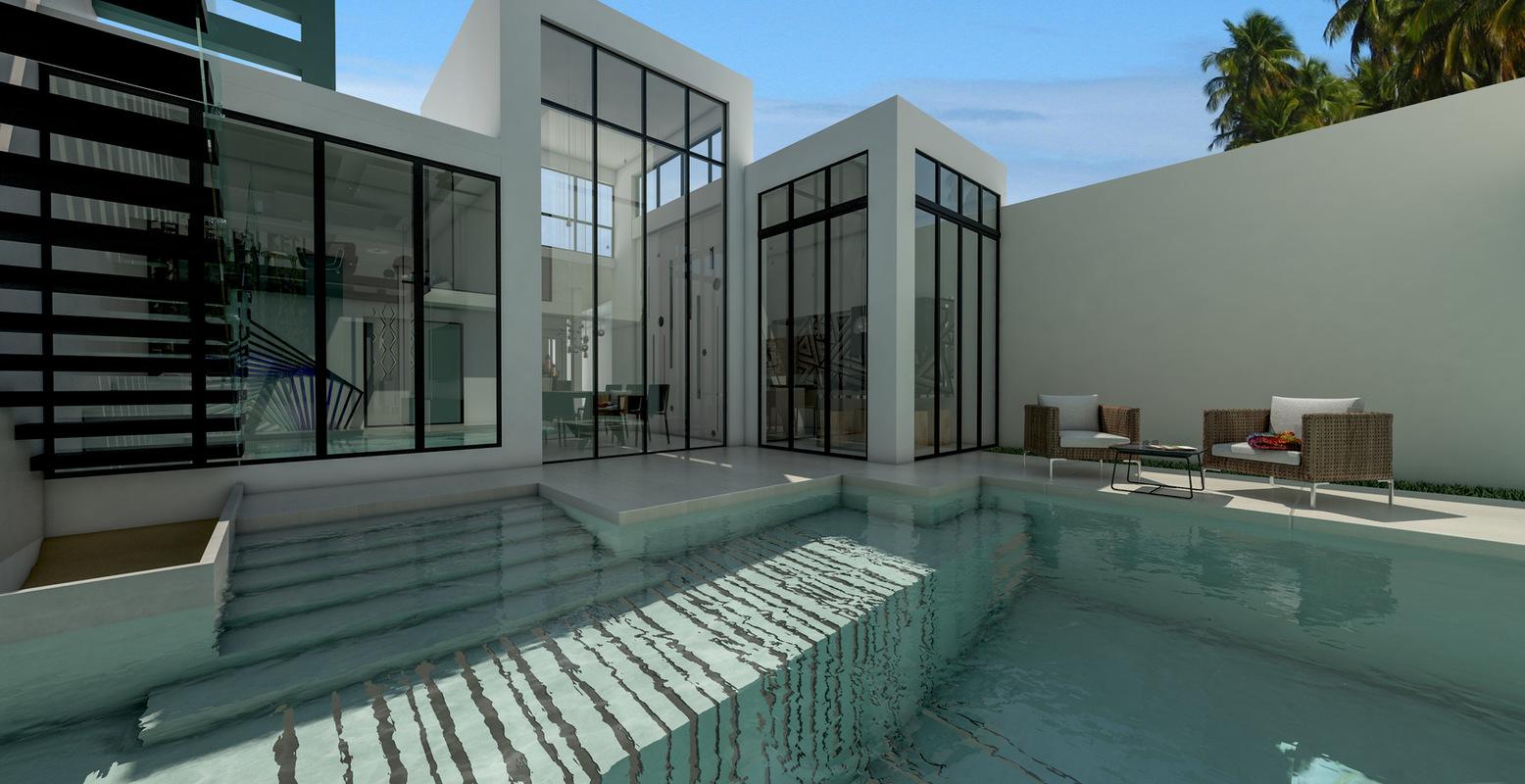 Diseñadora de Interiores - Alberca