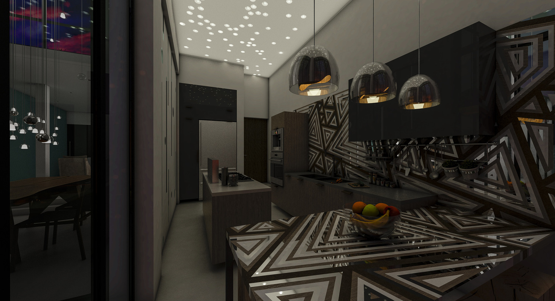 Diseñadora de Interiores - Cocina