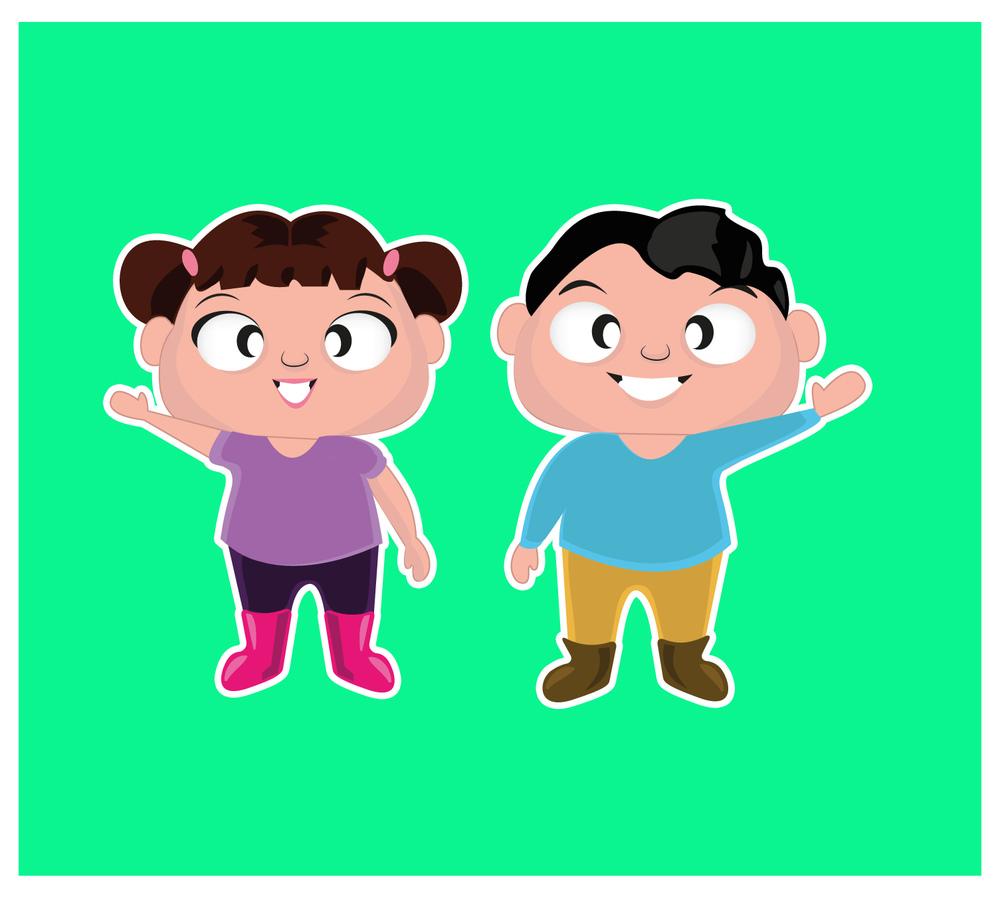 taniahdz - niños