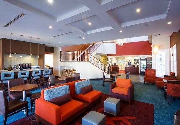 Schism Design - Lobby