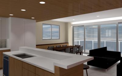 Schism Design - Great room
