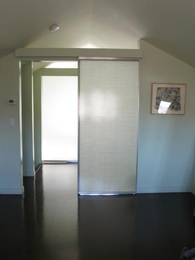 Schism Design - Doors open to stairs only