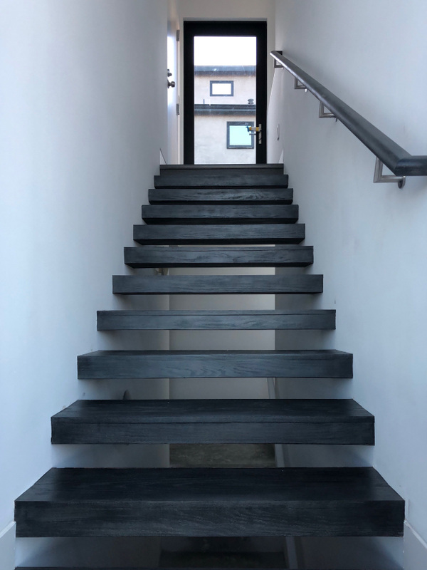Schism Design - Entry Stairs
