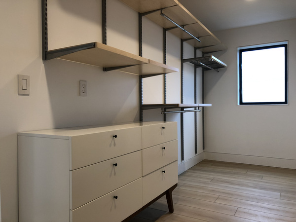 Schism Design - Master closet