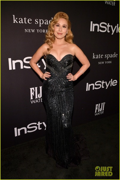 Hair By Esther - Haley Reinhart at the 2018 Instyle Awards