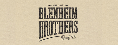 abraun.design - Blenheim Brothers logo