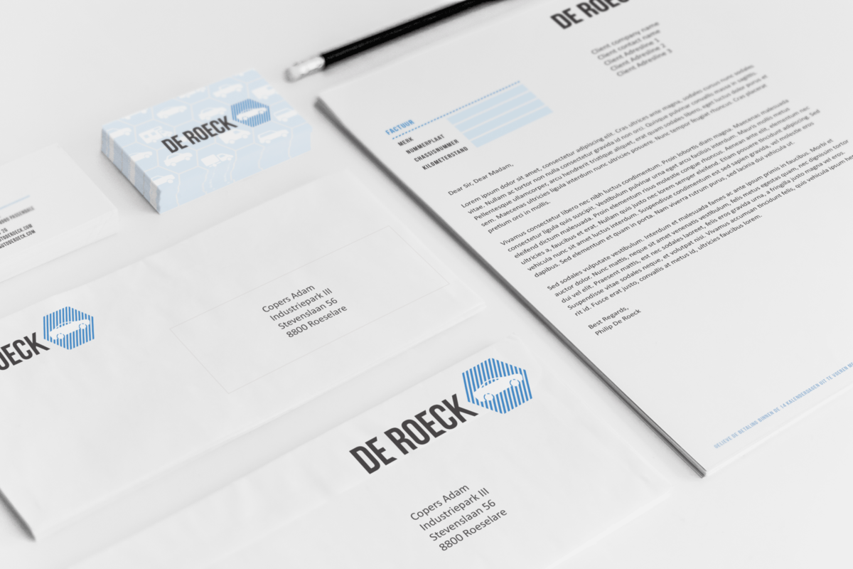 Melissa De Roeck | graphic design & branding -
