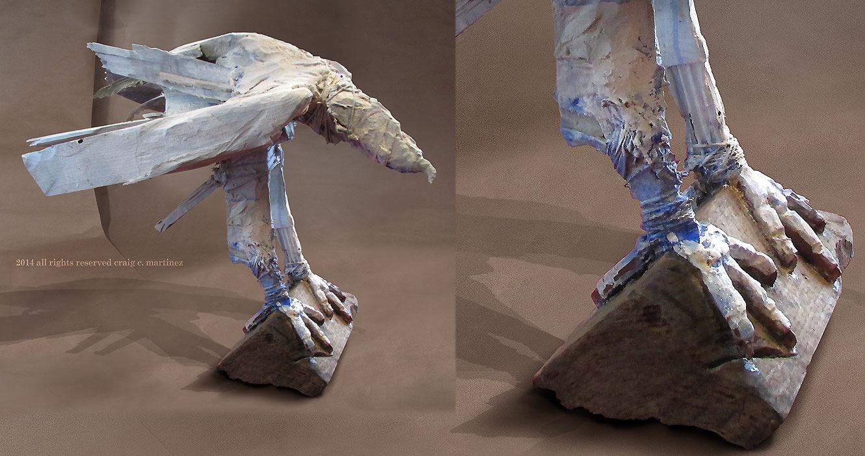 craigmartinezart - Osprey