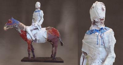 craigmartinezart - War Horse