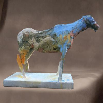 craigmartinezart - Old Horse