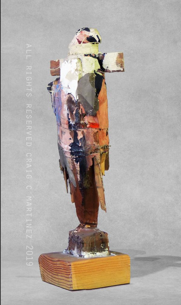 craigmartinezart - Falcon Mummy