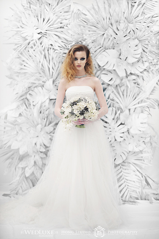 naomi west - Wedluxe S/F 2016