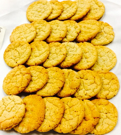 A Bakers Journey - Peanut Butter Cookies