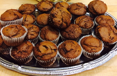 A Bakers Journey - Chocolate Muffins