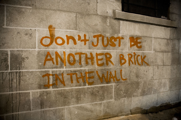 Ying RL Photography - Another Brick in the Wall
