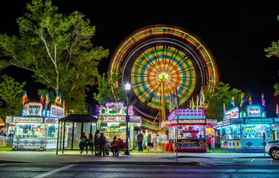 TiiLT Imagewerks - City of Fun Carnival at Pleasant Grove Strawberry Days