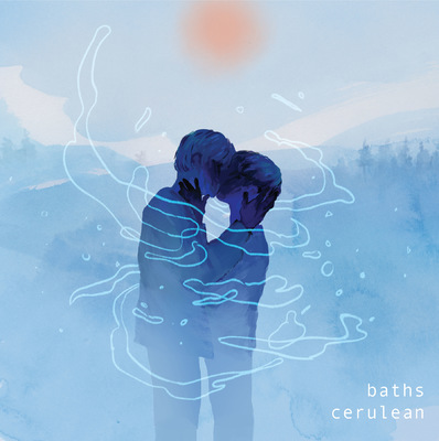 megan wood illustration - Baths album cover