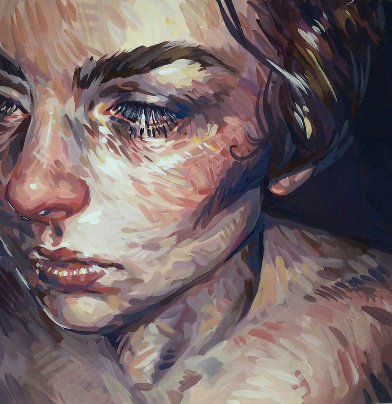 megan wood illustration - Chloe