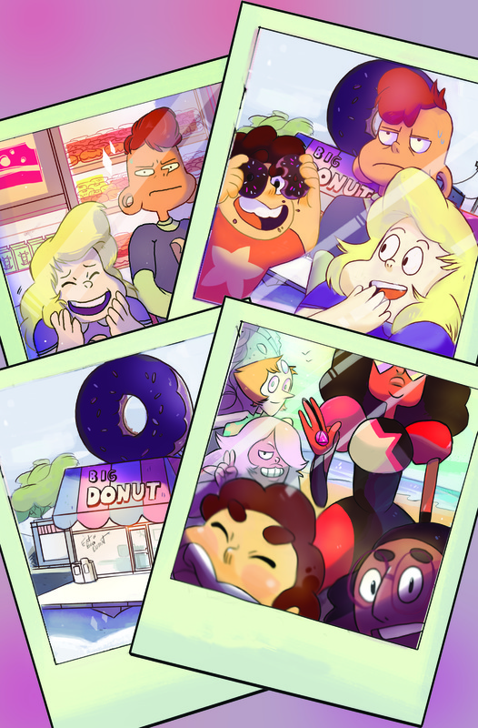 KatHayahshia - Incentive Cover for Steven Universe