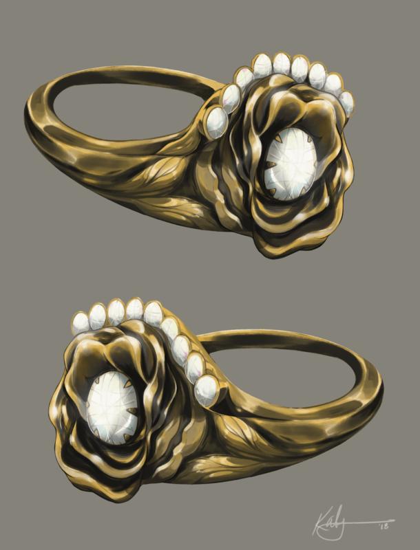 KatHayahshia - Ring Concepts (2018)