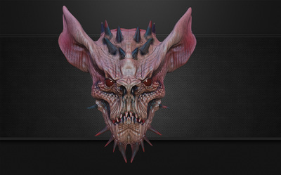 Jose Olivas- 3D art -