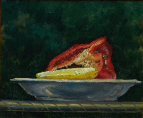 Barbara Reinertson - Lemon and Pepper 10 x 8