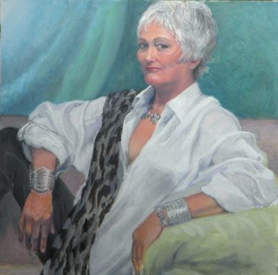 Barbara Reinertson - Portraits